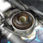 BMW 前期 Z4(E85)のオイルフィルター