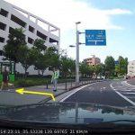 ラゾーナ川崎立体駐車場