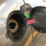 ガソリン給油のイメージ