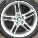 BMW Z4 Mロードスター用タイヤ+ホイール