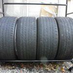 BMW Z4 E85 タイヤ保管