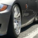 BMW Z4(E85) ホイールのマッチング