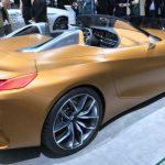 東京モーターショー 2017年 BMW コンセプトZ4