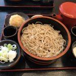 信州そばの草笛 くるみ蕎麦